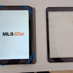 MLS action 4g σπασμένο Touch Panel